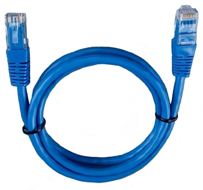 Picture of Cat5-e Patch Cable 10ft-Blue CCT-PC-10ft