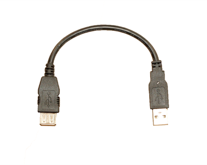 Picture of USB A-Male to A-Female Extention CCT-25