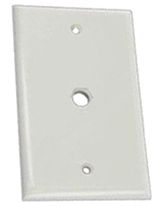Picture for category Cable Wall Plate