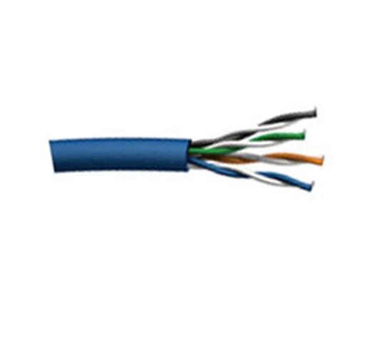 Picture of Cat5e Blue UTP CMR 1000ft CCT-5eLAN-B