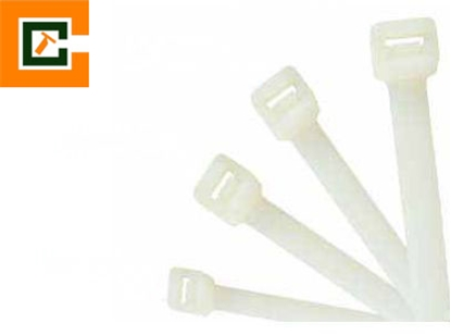 Picture of Plastic Cable Tie CCT-4X150-W