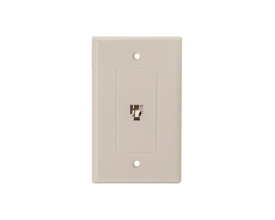 Picture of 4C Designer Flush Mount Jack CCT-NW-204D