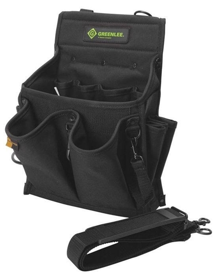 Picture of Greenlee Electrician Tool Pouch   CCT-0158-15