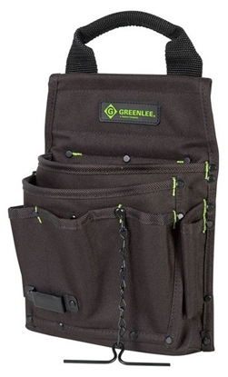 Picture of Greenlee Tool Pouch   CCT-0158-17