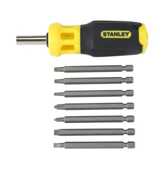Picture of Stanley Screwdriver Set CCT-69-193P