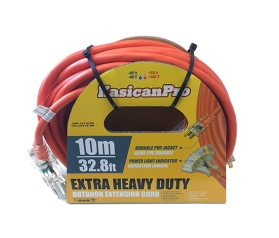Picture of Extra Heavy Duty Extension Cord Multi-Outlet   CCT-AXS001