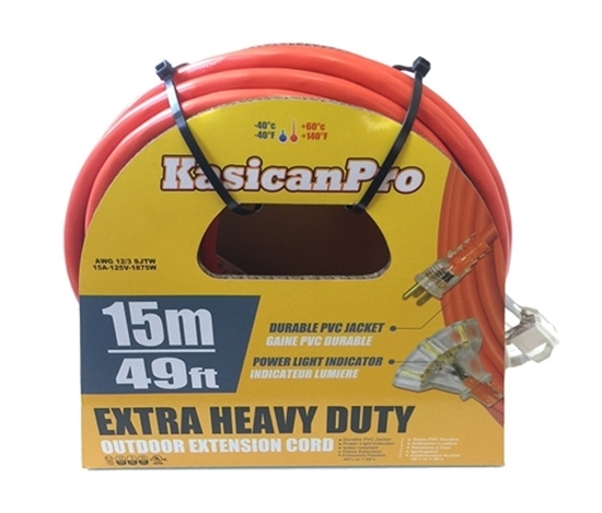 Picture of Extra Heavy Duty Extension Cord Multi-Outlet  CCT-AXS002