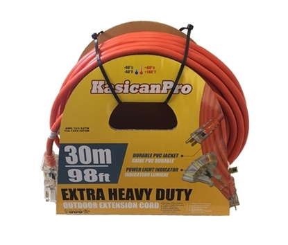 Picture of Extra Heavy Duty Extension Cord Multi-Outlet  CCT-AXS003