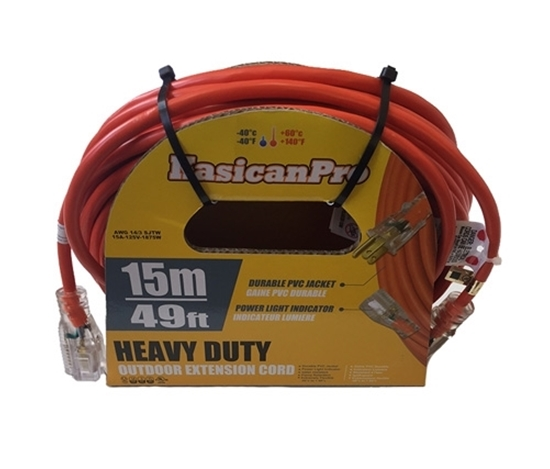 Picture of Heavy Duty Extension Cord   CCT-AXS005