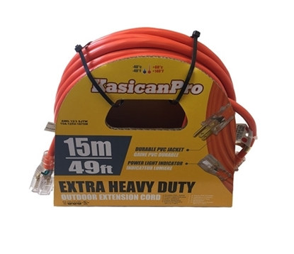 Picture of Extra Heavy Duty Extension Cord   CCT-AXS008