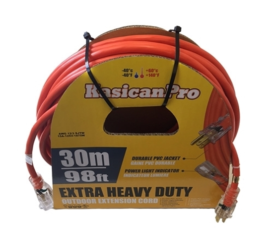 Picture of Extra Heavy Duty Extension Cord   CCT-AXS009