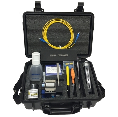 Picture of Fiber Optic Installers Tool Kit CCT-FOTK1