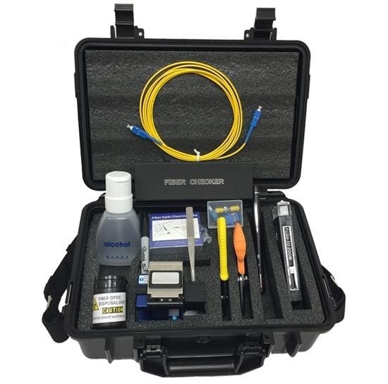 Picture of Fiber Optic Installers Tool Kit CCT-FOTK1