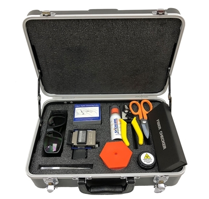 Picture of Fiber Optic Installers Tool Kit 2   CCT-FOTK2D