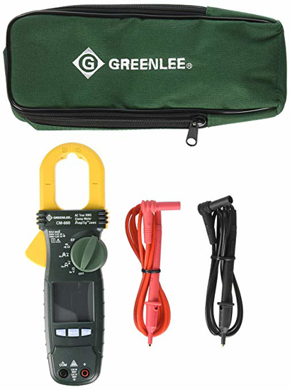 Picture of Greenlee Clamp Meter   CCT-CM-660