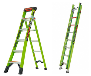 Picture for category Fiberglass Ladders