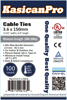 Picture of Plastic Cable Tie CCT-I-150-6