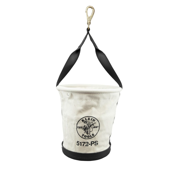 Picture of Klien Tools Heavy-Duty Tapered Wall Bucket 15 Pocket   CCT-5172-PS