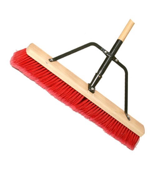 Picture of Puch Broom with Wood Handle   CCT-207024