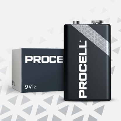Picture of Procell Alkaline 9V   CCT-PC1604